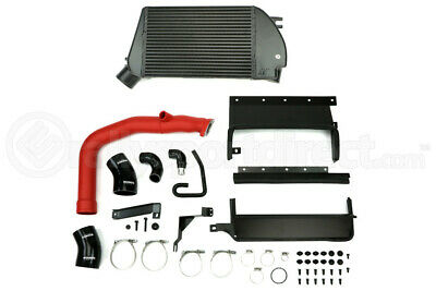 Mishimoto MMTMIC-WRX-15RBK for Subaru WRX Top-Mount Intercooler Kit