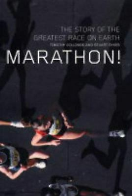 Marathon! : Running into History by Collings, Tim