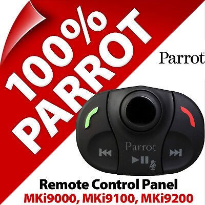 Parrot Steering Wheel Remote Control Pad + Battery for MKi9000 MKi9100 MKi9200