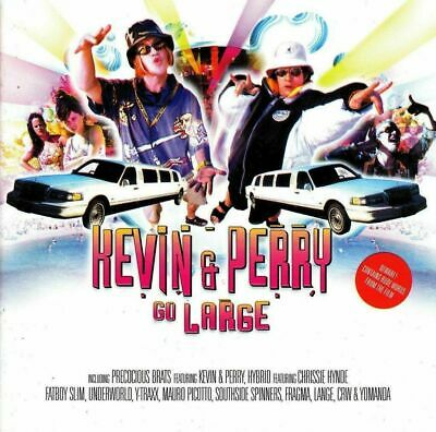 Kevin & (And) Perry Go Large Soundtrack 2CD with Slipcase