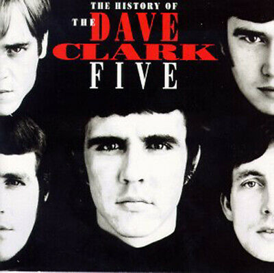 Dave Clark Five - The History of Dave Clark Five (2CD-SET)