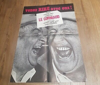 affiche cinema movie poster 60x80 le corniaud