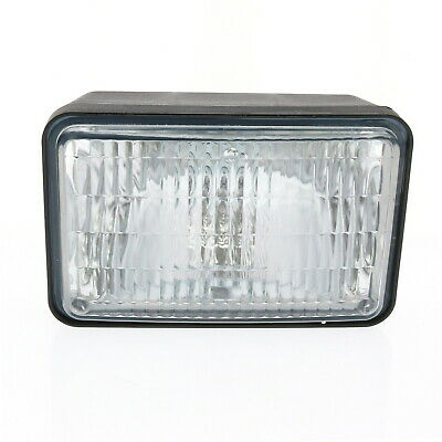 "Tractor Light 4"" x 6"" Rectangular Halogen Flood Light ~ New"