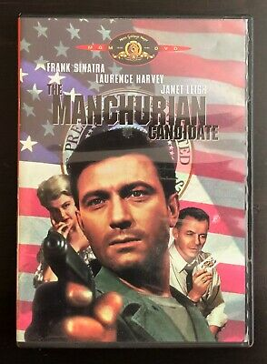 The Manchurian Candidate (DVD, 1998 , Vintage Classics)