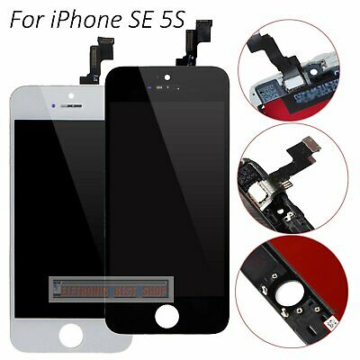 LCD Display For iPhone SE 5S Touch Screen Digitizer Assembly Kit Replacement