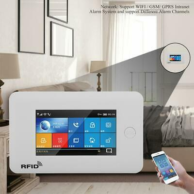 WiFi + 2G PG-106-GSM Smart Alarm Home Security System Kit Funkmelder
