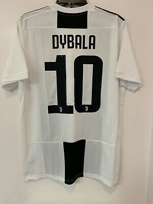 c6fa3201d70 Paulo Dybala Juventus Soccer Team New Men s Home Soccer Jersey - Size L