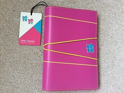 London 2012 Olympic games filofax organiser NEW with tag