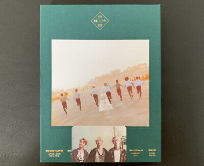 BTS-Memories Of 2016 BOOK OR CASE ONLY