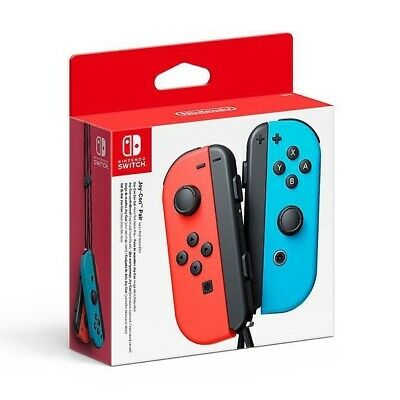NEW Nintendo Switch 2 Pack Joy-Con Controllers