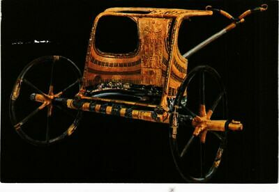 CPM State Chariot of the King – Cairo – Egyptian Museum EGYPT (852850)