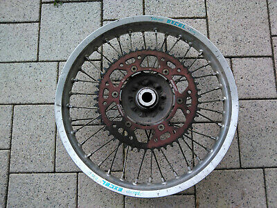 Felge Rad Hinterrad Rear Wheel Husqvarna TE 450 510 2004