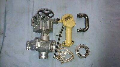 Yamaha r1 14b bigbang complete  oil water pump plus parts