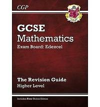 GCSE Maths Edexcel Revision Guide with Online Edition - Higher (A*-G Resits) by