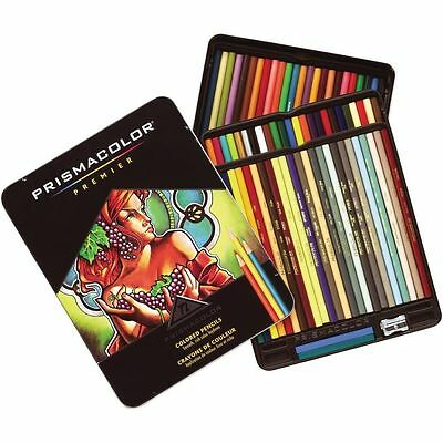 Prismacolor Premier Soft Core Coloured Pencils - 72 Pieces