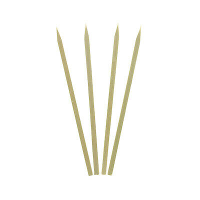 """Royal 7"""" Flat Bamboo Meat, Satays and Vegetable Skewers, Case of 3000, BSF7"""