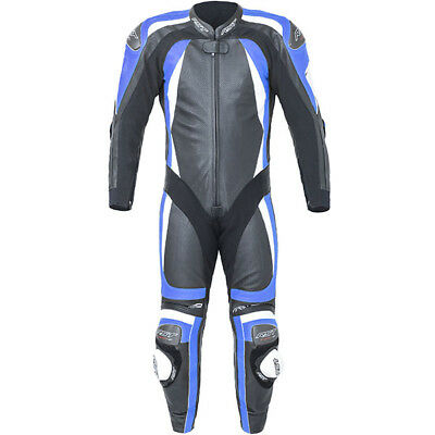 RST Pro Series CPXC-2 Leather Suit (Blk/Blu) RRP £649.99 **Now £395.00**