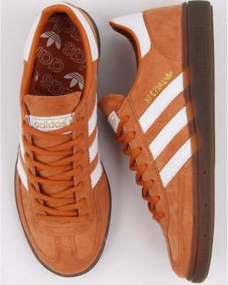 Details about Adidas Originals Spezial Grey, Soft Orange & Gum BNIBWT