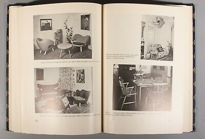 Rare book Moderne Dansk Boligkunst Danish Furniture Glass Interiors Lighting
