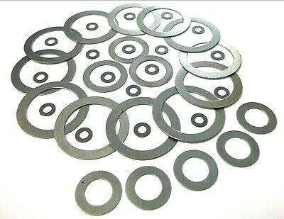 Shim washers. Classic car. 0.5mm Thickness. Motorbike. 5mm -> 19mm *Top Quality!