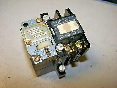 New Allen Bradley 700-Nt Pneumatic Timing Unit
