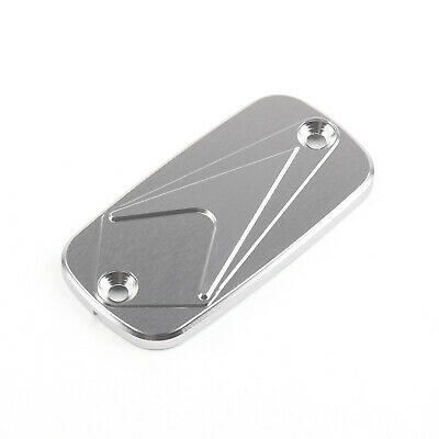 Front Brake Reservoir Cover For CB 1300SF 1300F 1100 1000 BIG ONE 750 Silver CA
