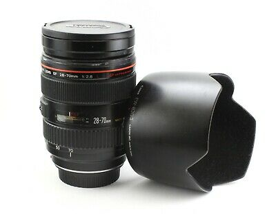 "Canon EF 28-70mm f/2.8 USM MACRO ULTRASONIC Lens, JAPAN - ""AS IS"""