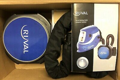 Brand New - Ryval Welding PAPR blower unit kit - For Use With Helmet