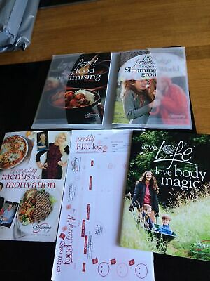 Slimming World Complete New Member pack All the Books from Group