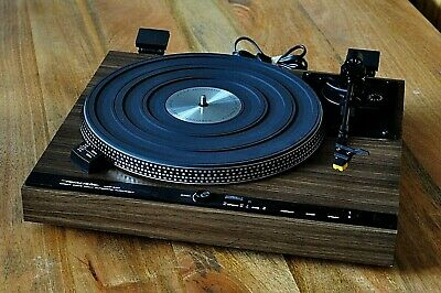 Realistic Lab-440 Direct Drive Turntable