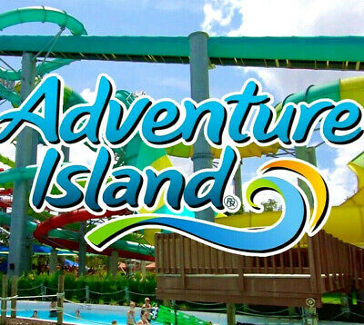 Adventure Island Tampa Bay Waterpark Ticket $37      A Promo Discount Tool