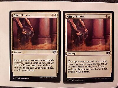 Gift of Estates x 1 MTG Magic the Gathering - NM