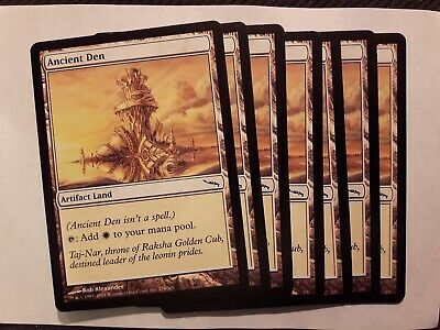 Ancient Den x 1 MTG Magic the Gathering - NM -