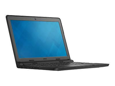 "Dell Chromebook 11 3120 11.6"" Laptop Celeron N2840 2.16GHz 4GB 16GB SSD (R-D)"