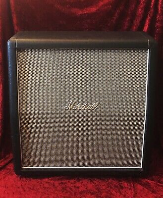 RED MARSHALL GUITAR Amp Lead 15W Micro Stack-Reverb 2-10