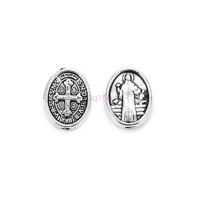 WHOLESALE 50PCS CATHOLIC Religious Crosses Enamel Medals Pendant