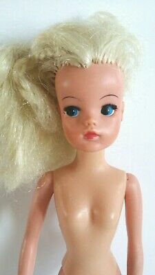 Vintage Sindy Doll Eric Griffiths Pretty Face Blonde Pedigree New Look Funtime