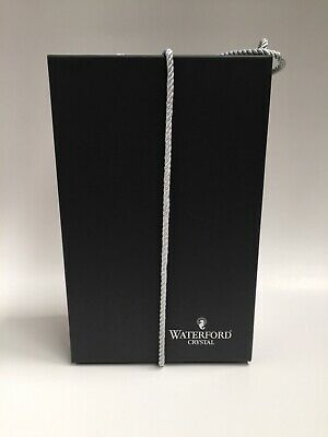 WATERFORD - New in Box pair of Crystal Siren Champagne Flutes