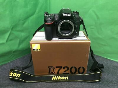 Nikon D7200 24.2 Mp DX-Format CMOS Digital SLR Camera Body [NEW]