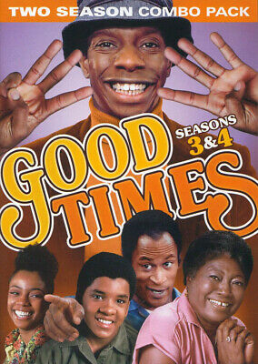 Good Times (Seasons 3 And 4 Combo Pack) (Dvd)