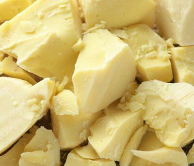 Pure Organic Shea Butter 100% Natural Raw (1KG - 4KG get FREE Lavender Oil