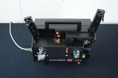 Elmo K-100SM Film Projector with 2 new motor belts fitted