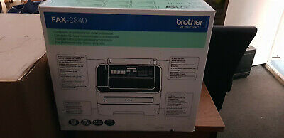 Brother Fax 2840 A grade with 12 month manufacturer warranty