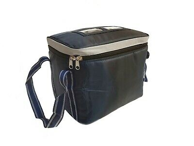 LARGE Blue Insulated Keep Warm Delivery Bag - Ideal for Takeaways