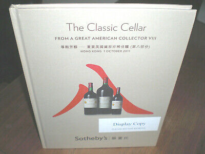 .  Interessant  :   Catalogue  .  Classic  Cellar  .  Rare   &   Old  Wine