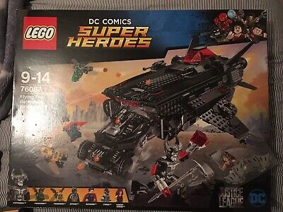 LEGO DC Comics Super Heroes Flying Fox Batmobile Airlift Attack 2017 (76087)