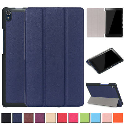 For Lenovo Tab 4 8 TB-8504F/N Shockproof Leather Magnetic Folio Stand Case Cover