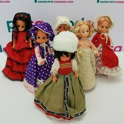 Assortment of Unbranded Wind Up Musical Dolls, No Original Packaging  - P651