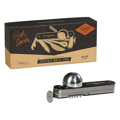 Gentlemen's Hardware Cocktail Multi-tool