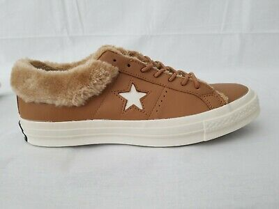 Trainer 5 125310c Suede Converse Seeker Uk Brown Unisex 5 Mid Boots yYf76vbg